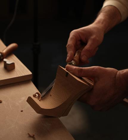 Этапы ручного изготовления классической испанской гитары