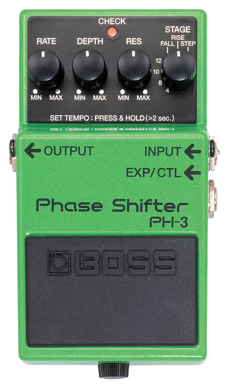 Педаль эффектов Boss PH-3 Super Phaser