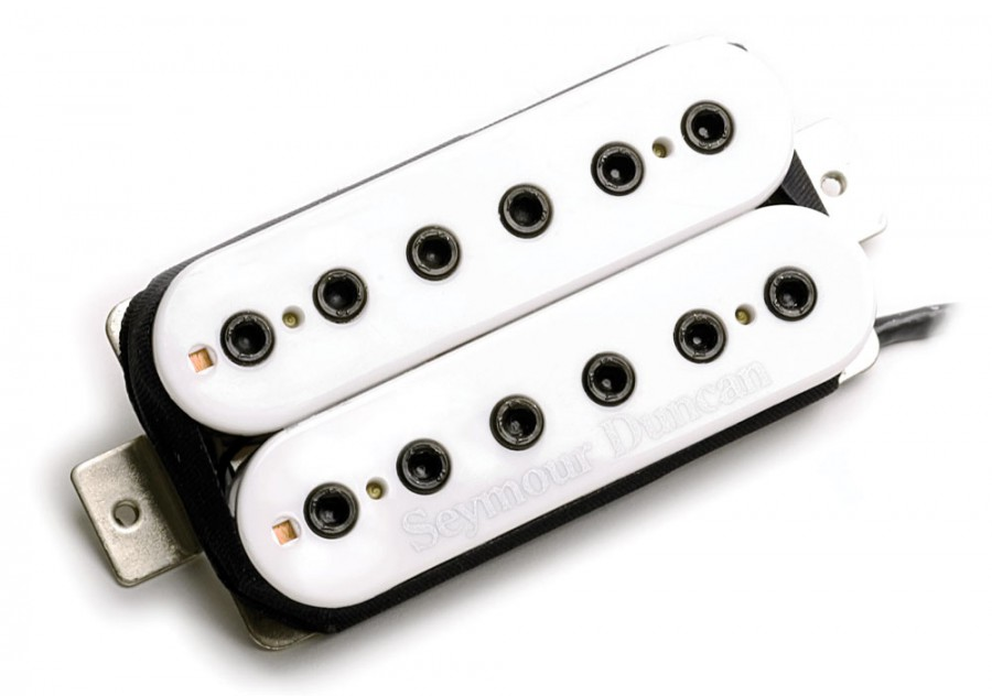 Звукосниматель Seymour Duncan 11102-60-W SH-10n Full Shred White