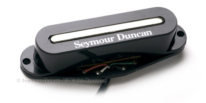 Звукосниматель Seymour Duncan 11203-03-Bc STK-S2b Hot Stack for Strat Blk