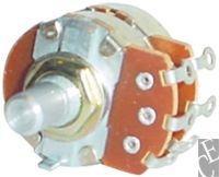 Потенциометр Electro-Harmonix Alpha Dual 1MEG2X Log