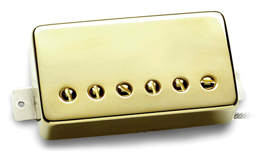 Звукосниматель Seymour Duncan 11102-13-GC SH-4 JB Model Gold Cover