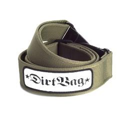 Ремень Dunlop DRB-S02OL DIRTBG PUNK-OLIVE
