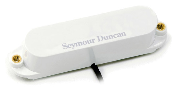 Звукосниматель Seymour Duncan 11206-10-W AS-1n,Blackouts,Hot Strat,White