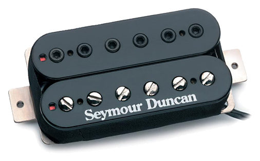 Звукосниматель Seymour Duncan 11102-80-B SH-12 Screamin' Demon Blk
