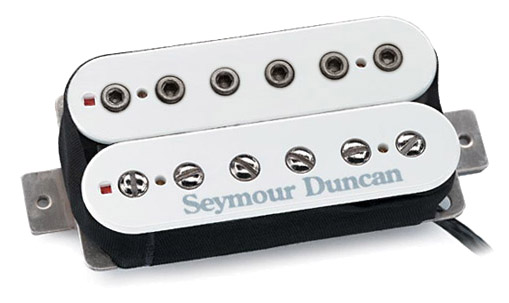 Звукосниматель Seymour Duncan 11102-80-W SH-12 Screamin' Demon White