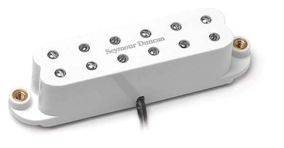 Звукосниматель Seymour Duncan 11205-16-W SJBJ-1b JB Jr. for Strat White