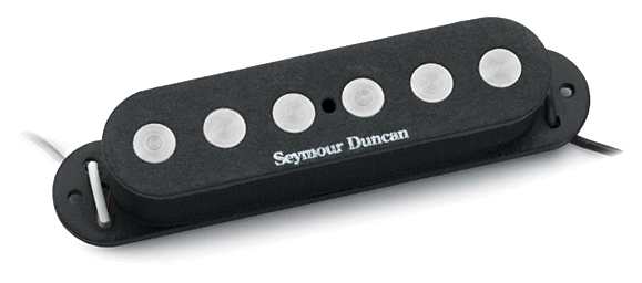 Звукосниматель Seymour Duncan 11202-03 SSL-4 Quarter-Pound Flat for Strat