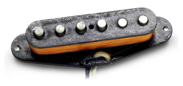 Звукосниматель Seymour Duncan 11202-51 SSL52-1b Five-Two Strat Custom Bridge