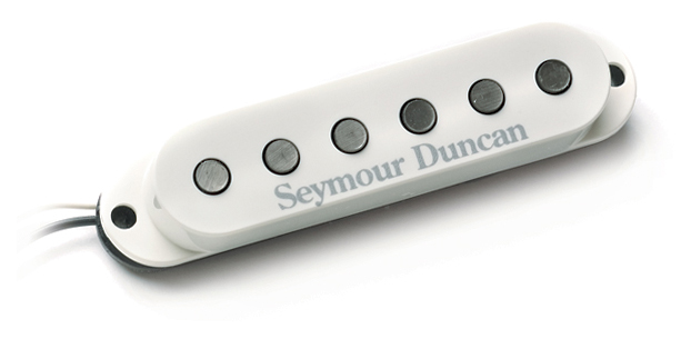 Звукосниматель Seymour Duncan 11203-10-Wc STK-S4b Stack Plus Strat White
