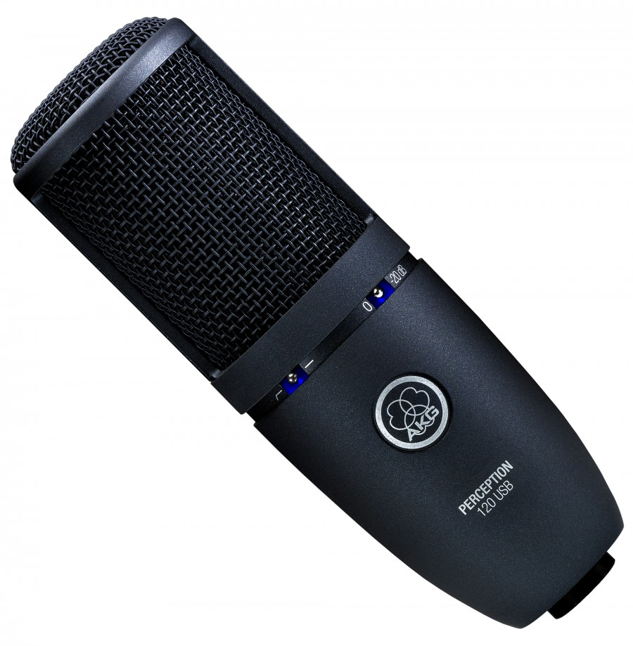 Микрофон AKG Perception 120 USB