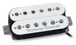Звукосниматель Seymour Duncan 11103-49-W TB-PG1b Pearly Gates Trembucker White