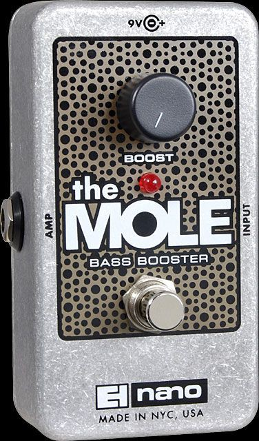 Педаль эффектов Electro-Harmonix The Mole