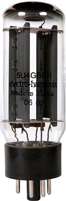 Лампы для усилителя Electro-Harmonix 5U4GB пара