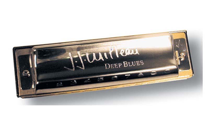 Губная гармошка Hohner Deep Blues 501/20 MS G