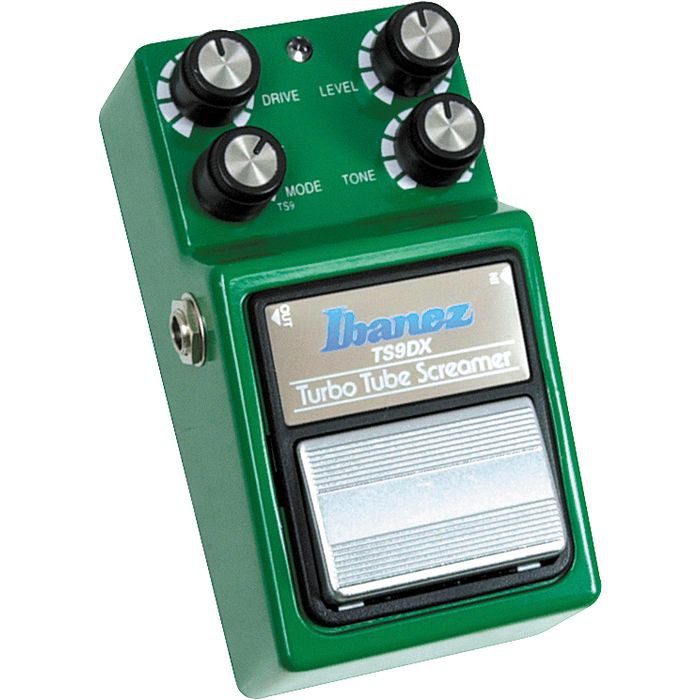 Педаль эффектов Ibanez TS9DX Turbo