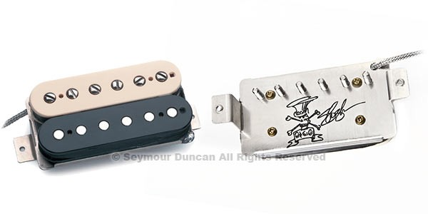 Звукосниматель Seymour Duncan 11104-07-Z APH-2b Slash Alnico II Pro bridge
