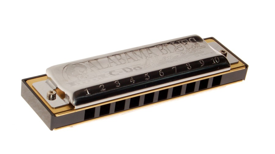 Губная гармошка Hohner Alabama Blues 502/20 С