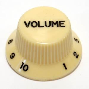 Hosco KI-240V. Ручка потенциометра Fender® style.