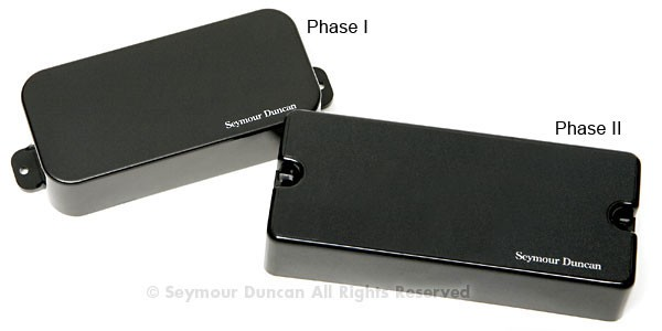 Звукосниматель Seymour Duncan 11106-34-B-7Str AHB-1b Blackouts 7-String Phase1, Br