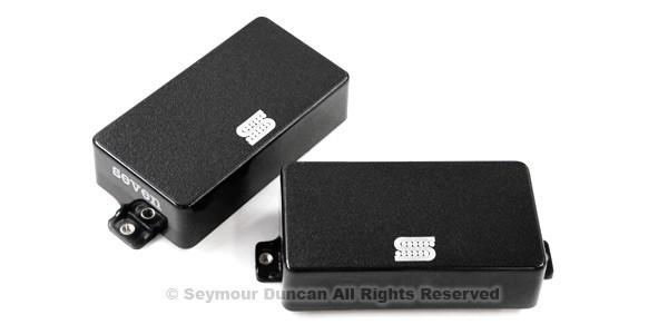Комплект звукоснимателей Seymour Duncan 11106-52-B AHB-3s Mick Thomson Blackouts HB Set Blk