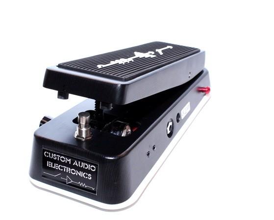 Педаль эффектов Dunlop CryBaby MC404 CAE DUAL INDUCTOR Wah