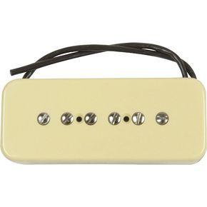 Звукосниматель Seymour Duncan 11302-14-Crc STK-P1b P90 Soapbar Stack Cream