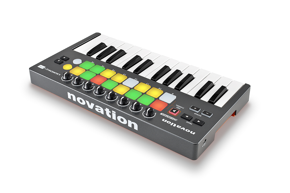 Midi-клавиатура Novation Launchkey Mini