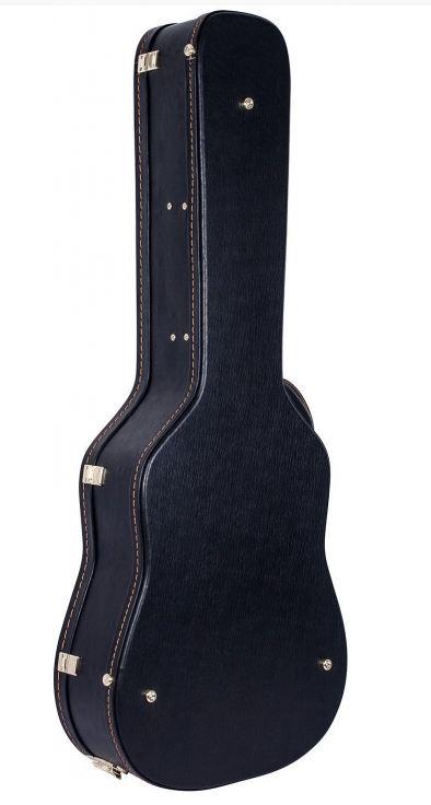 Кейс для акустической гитары Crossrock CRW700DBR