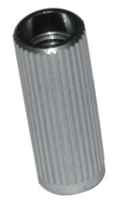 Втулка Hosco 101-D-12N, 12мм, никель