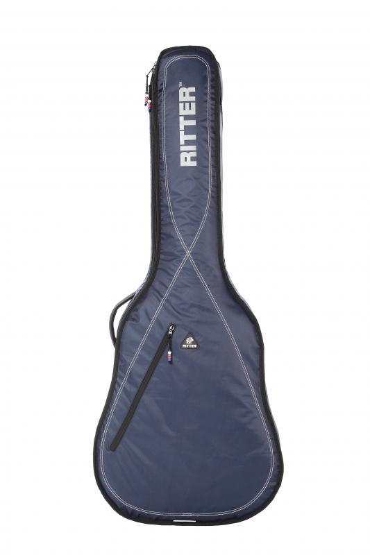 Чехол для классической гитары 3/4 Ritter RGP2-CT/BLW