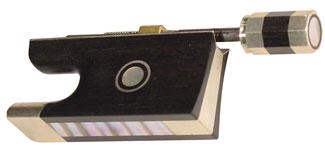 Колодка №2 для скрипичного смычка (комплект)