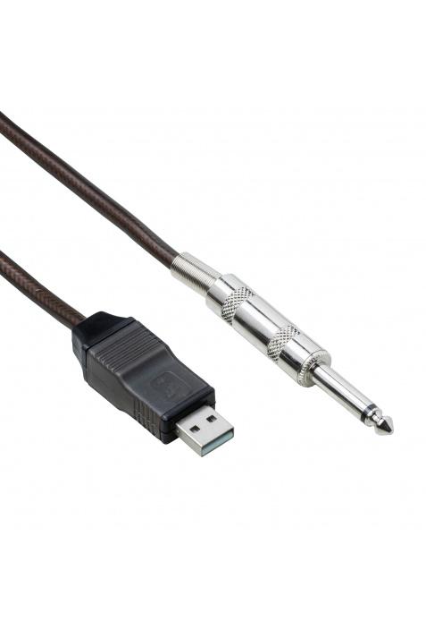 Аудиоинтерфейсный кабель Bespeco BMUSB300