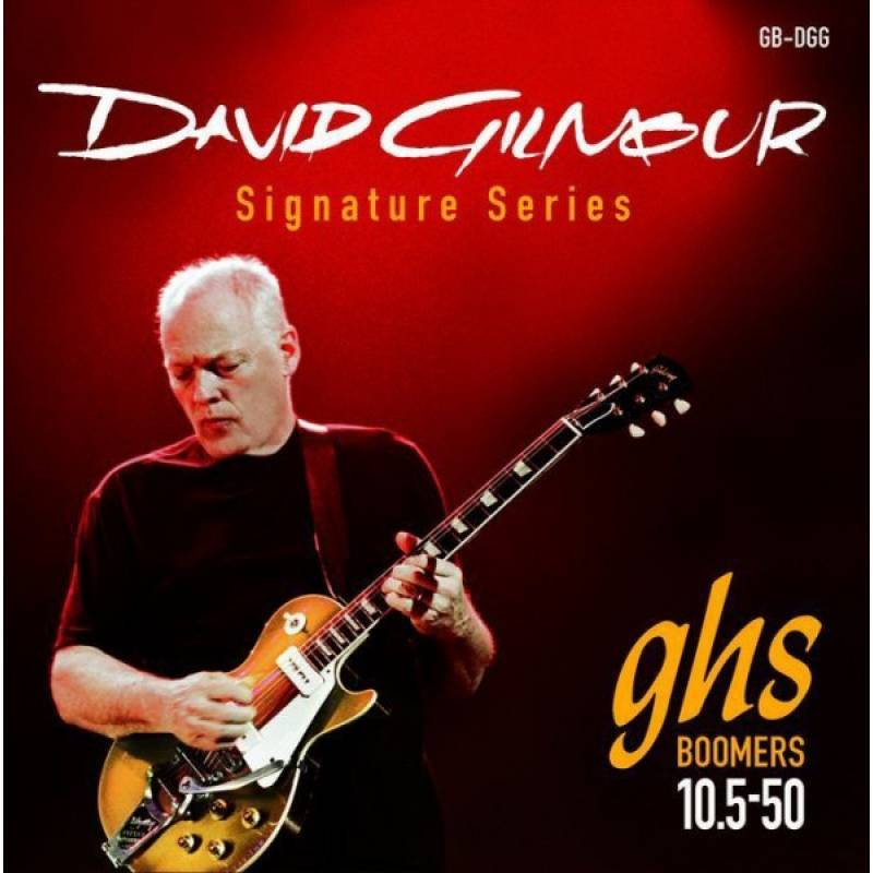 Струны для электрогитары GHS GB-DGG David Gilmour Signature Strings