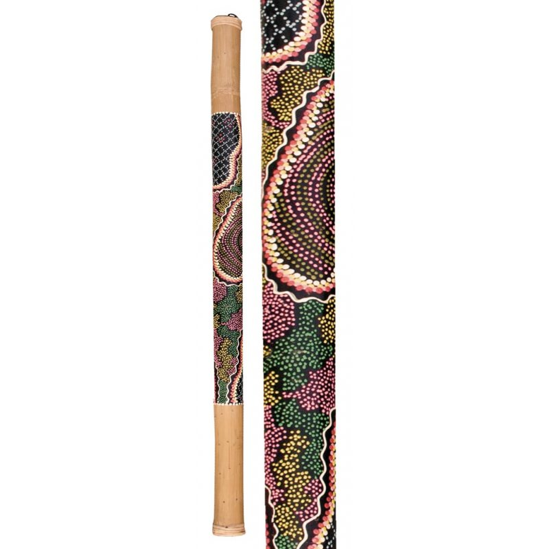 Звук-флейта Terre Rainmaker from bamboo paints 120 cm (38340014)