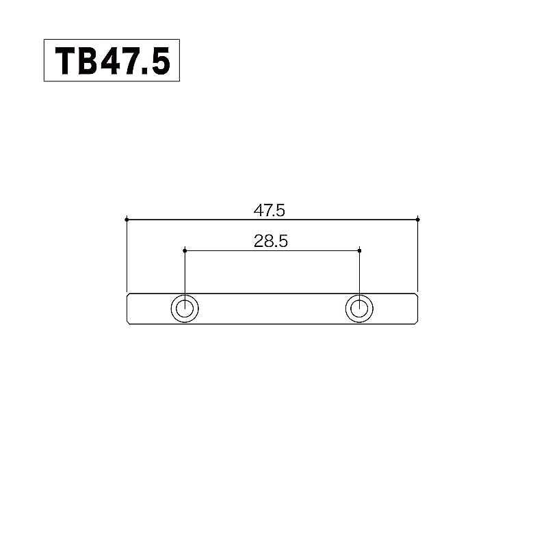 Gotoh TB47.5 C