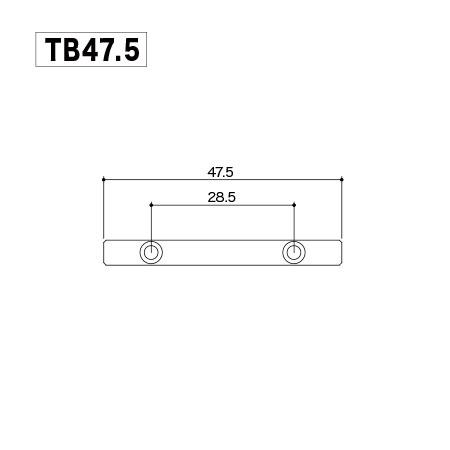 Gotoh TB47.5 CK