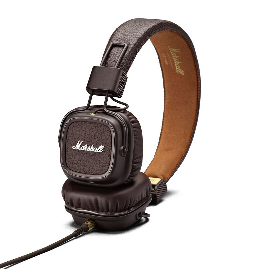 Наушники MARSHALL MAJOR III BROWN