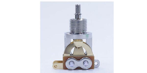 Hosco YM-T20GGR. Переключатель 3-х позиционный, Gold contacts.