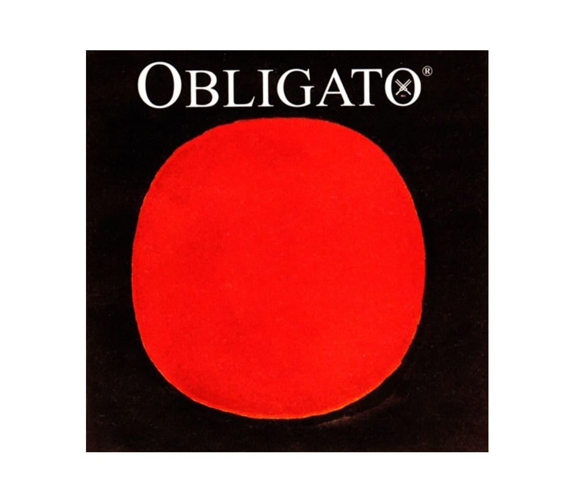 """Одиночная струна для скрипки Pirastro Obligato 411221 (4/4) No.2 """"A""""(Ля)"""
