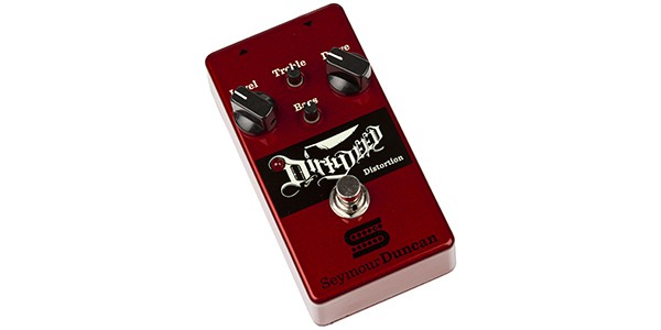 Педаль эффектов Seymour Duncan Dirty Deed Distortion