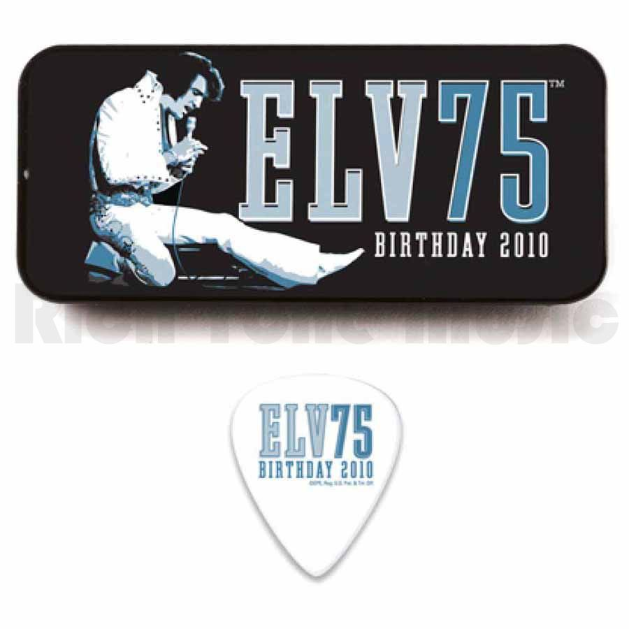 Набор медиаторов Dunlop Elvis 75-th (Medium) EPPT05