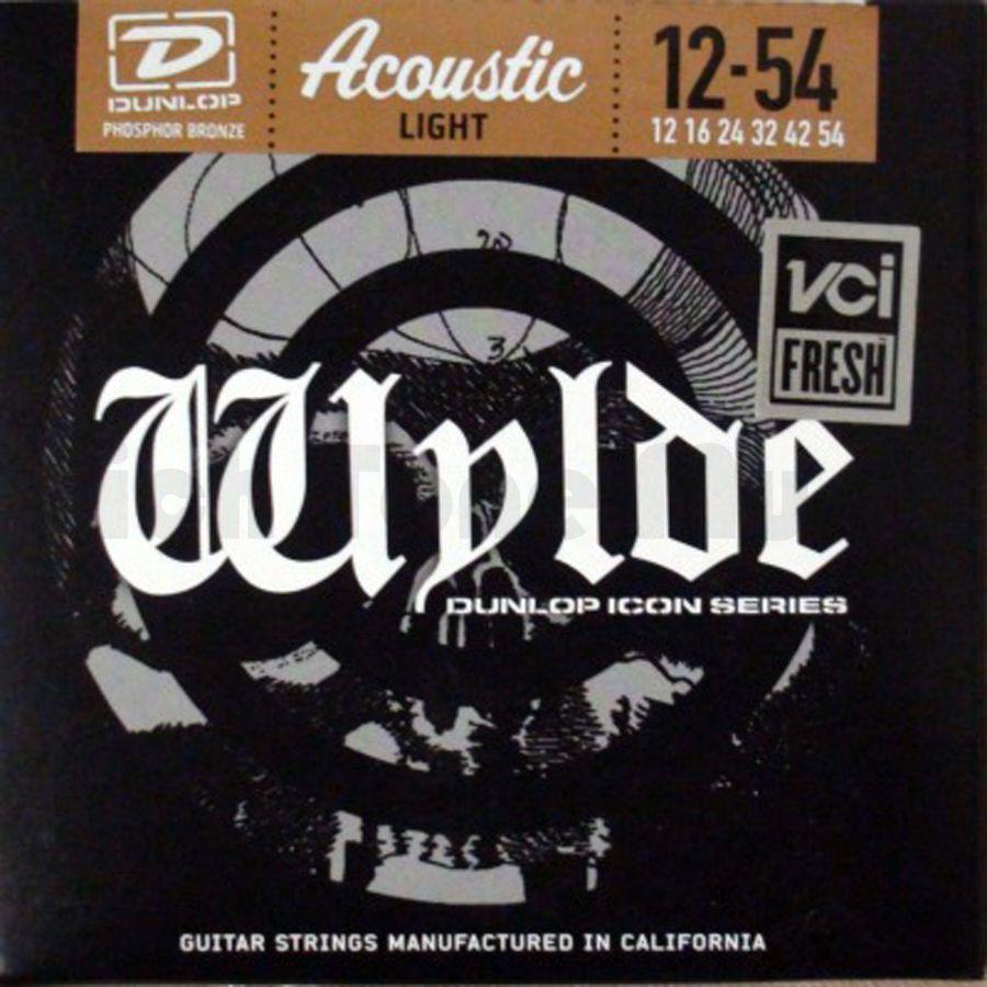 Струны для акустической гитары Dunlop ZWP1254