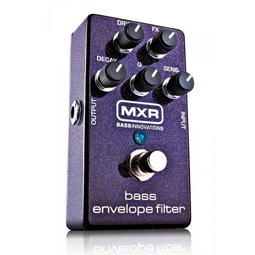 Педаль эффектов Dunlop M82 MXR BASS ENVELOPE FILTER
