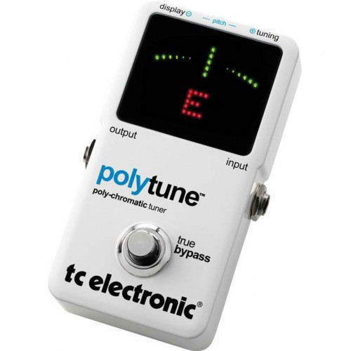 Тюнер T.C. Electronic PolyTune 2