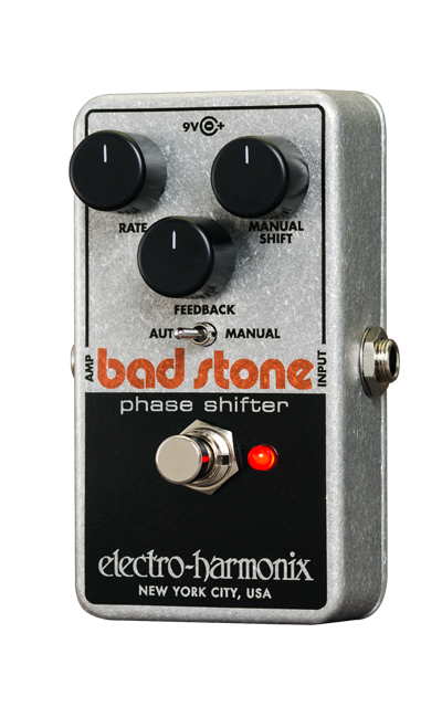 Педаль эффектов Electro-Harmonix Bad Stone Phase Shifter