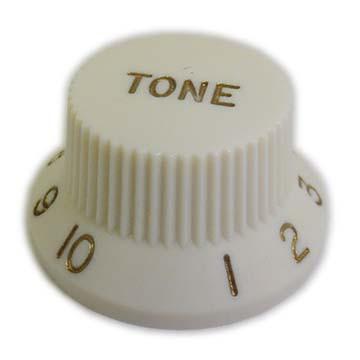 "Hosco KP-240TI. Ручка потенциометра ""Tone"", Fender® style."