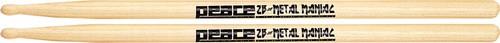 Барабанные палочки Peace DS2B