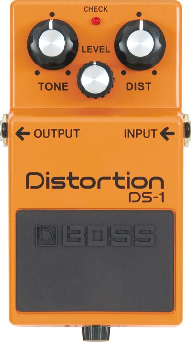 Педаль эффектов Boss DS-1 Distortion