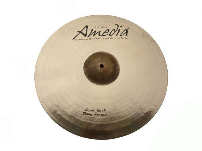 Тарелка Amedia Vigor Rock Shiny Crash 16""